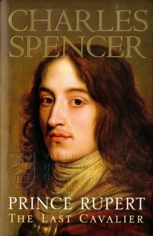 Obálka knihy z Ruprechtovým portrétem.