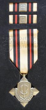 Stříbrný kříž SOG