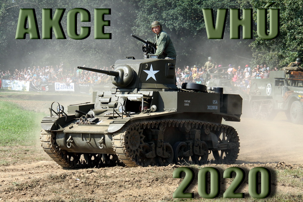 Přehled hlavních akcí Vojenského historického ústavu Praha na rok 2020
