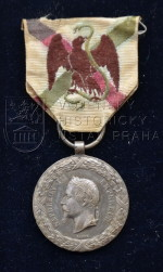 Pamětní medaile na mexickou expedici
