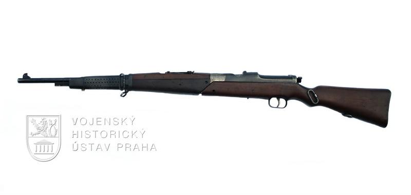 Čs. samonabíjecí puška HB (Holek-Beneš)