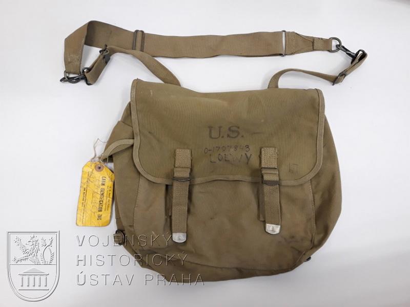 Americká torba M36, 1942