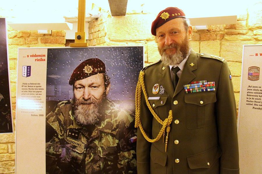 Plukovník Karel Klinovský