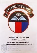 Pamětní deska 1. jednotky poradního a výcvikového týmu OMLT