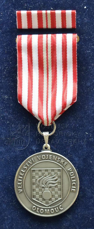 Pamětní odznak Velitelství vojenské policie Olomouc