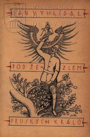 Původní obálka knihy.