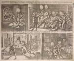 Matthäus Merian, Vražda Albrechta z Valdštejna v Chebu 26. února 1634
