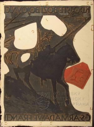 Vojtěch Preissig, Kdo jste boží bojovníci – Čs. armáda ve Francii, 1918.