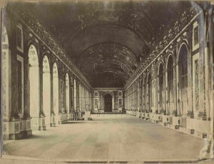 Zrcadlový sál ve Versailles