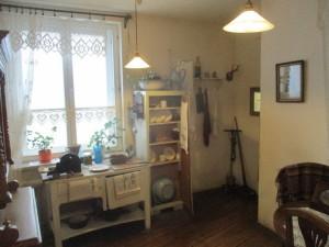 Replika dobové polské domácnosti. FOTO: J. Plachý
