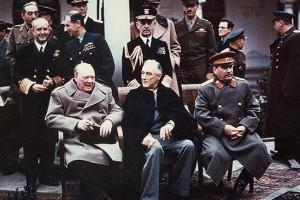 Jaltská konference opředena mýty