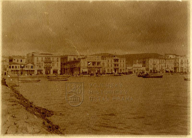 Smyrna na počátku 20. století