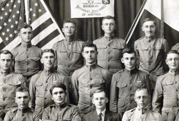 Československé odbojové hnutí a vstup USA do první světové války na jaře 1917