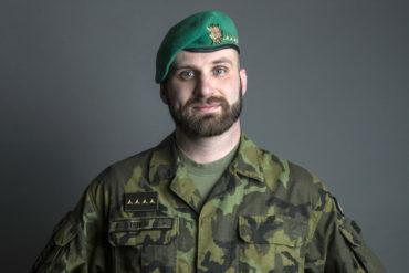 Kapitán Mgr. Pavel Stehlík