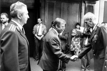 Třicet let od první celostátní konference Sdružení vojenská obroda