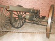 77mm polní kanon L27 z roku 1897