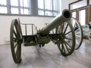 75mm polní kanon z roku 1900