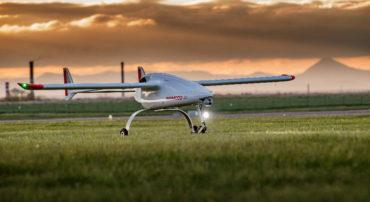 Nový exemplář ve sbírkách VHÚ: bezpilotní letoun Primoco One 150