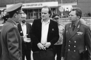 Třicet let od zřízení parlamentní komise pro dohled na stažení sovětských vojsk
