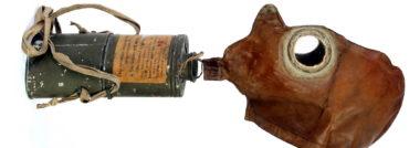 Budily hrůzu, ale umožnily přežít: protiplynové ochranné masky 1. světové války