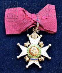 Britský Řád lázně – II. třída vojenské skupiny, rytíř komandér