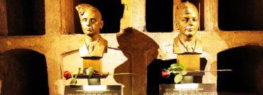 Národní památník hrdinů heydrichiády v pražské Resslově ulici opět otevřen pro veřejnost