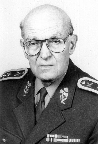 Zemřel generál Radovan Procházka