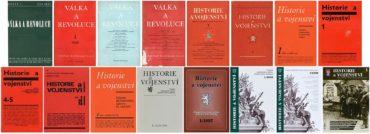 Historie a vojenství: minulost časopisu v proměnách času i politiky