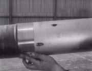 Čištění ejektoru kanonu