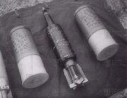 Kumulativní střela s nábojkou do kanonu 2A46