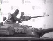 12,7 mm velkorážný kulomet NSVT