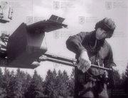 Čištění kulometu NSVT