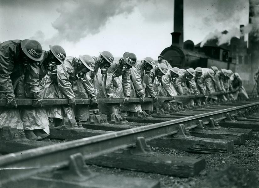 """Muzeum londýnské dopravy připravuje stálou """"válečnou"""" expozici"""
