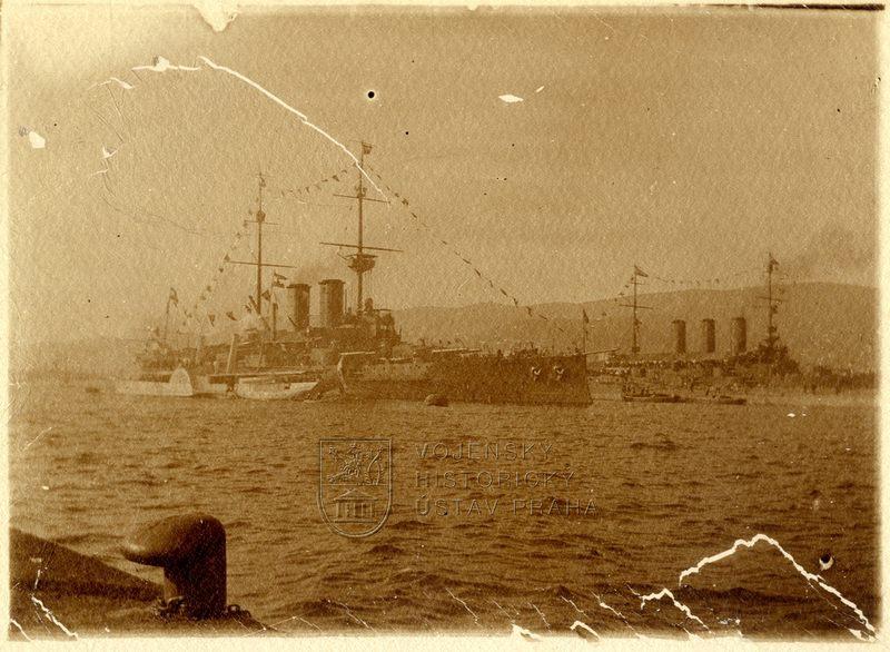 Bitevní lodě třídy Radetzky a Erzherzog Karl