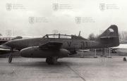 Avia CS-92 při reinstalaci Leteckého muzea VHÚ