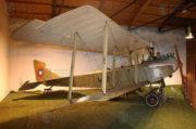 Letouny Aero Ae-10 byly kopii rakousko-uherských Hansa-Brandenburg B.I