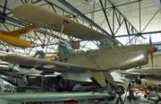 Dvouplošné Aero C-104 byl vlastně německý Bücker Bü 131 s čs. motorem Walter Minor 4-III