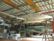 K nejslavnějším výrobkům našeho leteckého průmyslu patřila cvičná proudová Aera L-29 Delfín