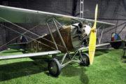 Letov Š-218 poháněl hvězdicový motor Walter NZ-120