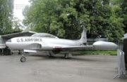 Lockheed T-33 patřil ve své době k nejpočetnějším cvičným proudovým letounům