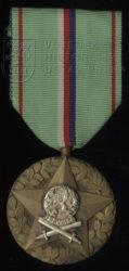 Pamětní medaile odbojové skupiny Trávnice