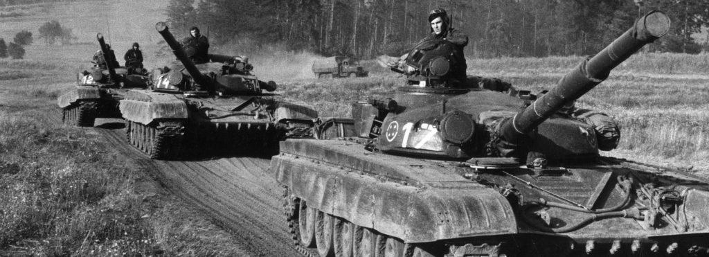 Výcvikové filmy pro tankové vojsko Československé lidové armády