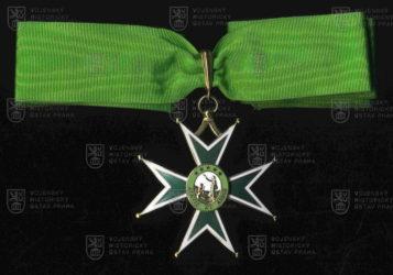 Vojenský a špitální řád sv. Lazara – třída komandér (CLJ)