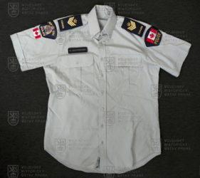 Košile příslušnice Královské kanadské jízdní policie, 2020