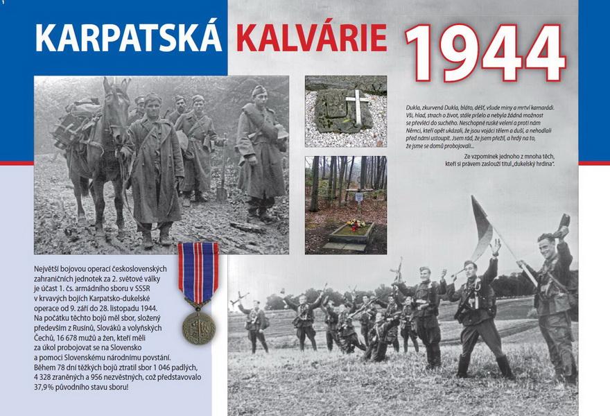 Karpatská kalvárie 1944