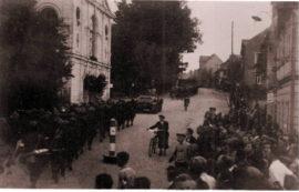 Dramatické dny v září 1938 a ústup znejsevernějších kasáren