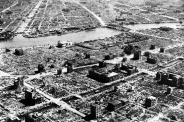 Japonsko po roce 1945: krize a následný vzestup, opět díky válce