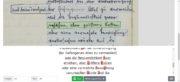 Ukázka surového strojového přepisu dokumentu psaného kurentem