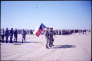 Dobový snímek ze Zálivu: Československo bylo součástí mezinárodní koalice