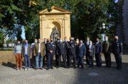 Společná fotografie účastníků XV. Konference policejních historiků (Foto Muzeum Policie České republiky)